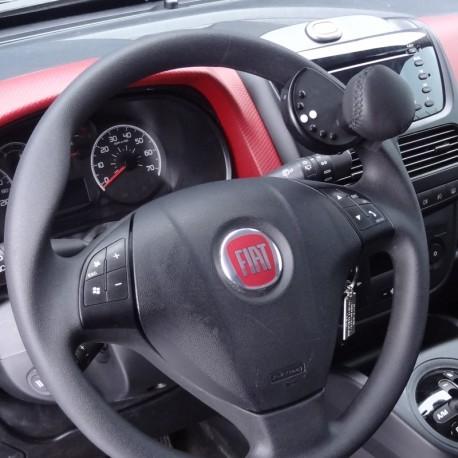 k nobi pour fiat doblo 2010 2015 boule au volant pour conduire av. Black Bedroom Furniture Sets. Home Design Ideas