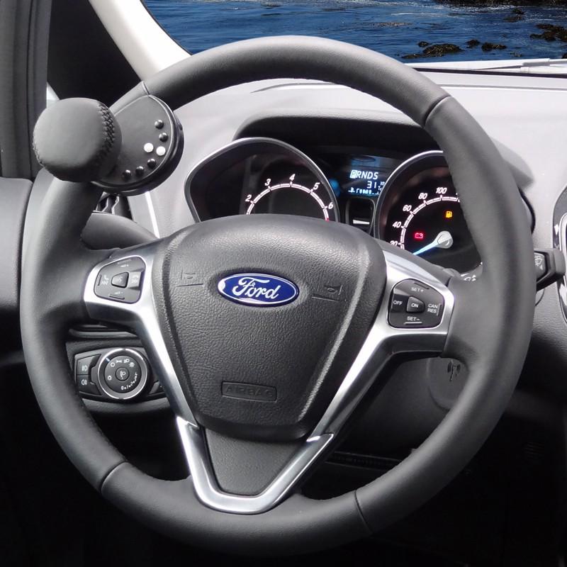 k nobi pour ford b max 2012 2015 boule au volant pour conduire av. Black Bedroom Furniture Sets. Home Design Ideas