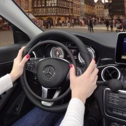 K-Ringo et K-Brake pour Mercedes CLA 2014 - 2015