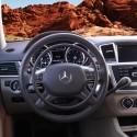 K-Ringo et K-Brake pour Mercedes ML 2012 - 2015