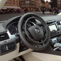 K-Ringo and K-Brake for Volkswagen Touareg 2012 - 2015