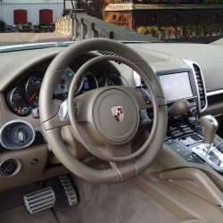 K-Ringo et Frein pour Porsche Cayenne