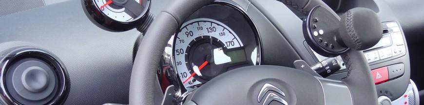 K-nobi - Conduire avec une main