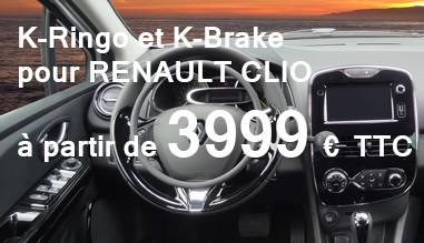 K-Ringo pour Renault Clio